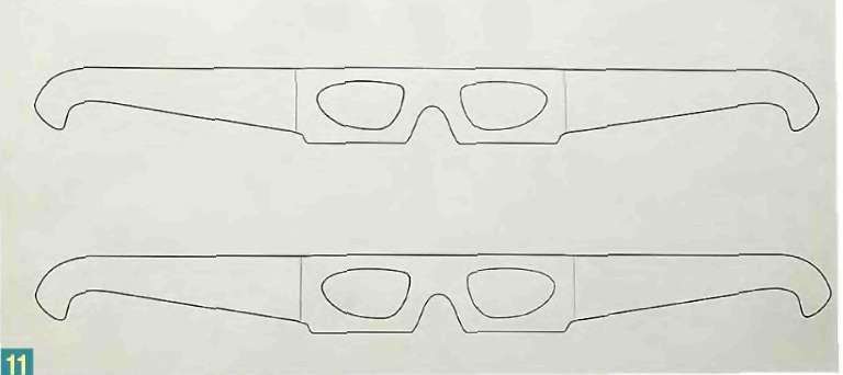 3д очки сделать своими руками фото