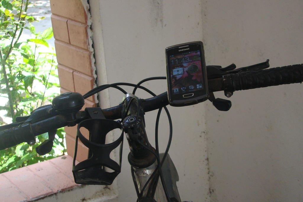 Как сделать держатель телефона для велосипеда своими руками 82